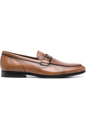 Tod's Herren Halbschuhe - Log-plaque loafers