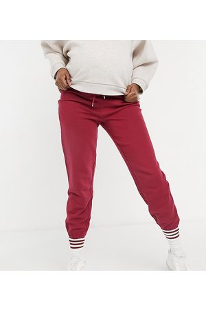 ASOS Maternity icon ultimate jogger-Red