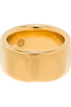 ALL BLUES Herren Ringe - Vermeil band ring