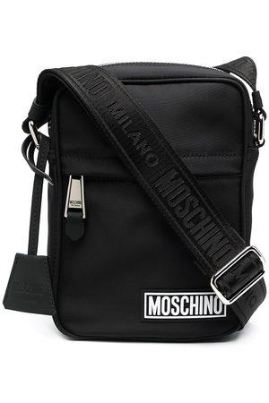Moschino Herren Umhängetaschen - Small logo messenger bag