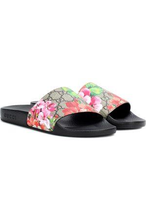 Gucci Pantoletten GG Blooms