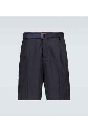 SACAI Shorts Suiting
