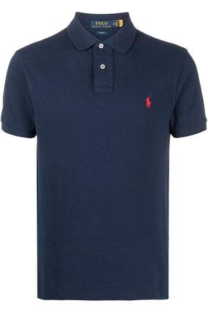Polo Ralph Lauren Herren Poloshirts - Polo Pony embroidered polo shirt