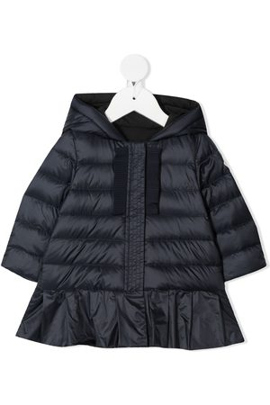 Moncler Zip-up hooded padded jacket