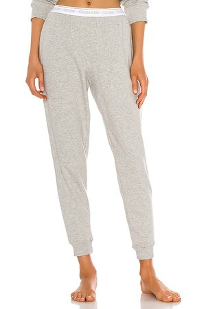 Calvin Klein One Basic Lounge Sweatpant in - Grey. Size M (also in L, S, XS).