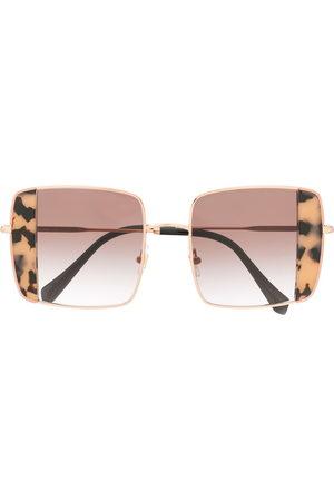 Miu Miu Damen Sonnenbrillen - Square-frame sunglasses