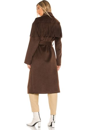 House of Harlow X REVOLVE Pierra Coat in - . Size L (also in M, S, XL, XS, XXS).