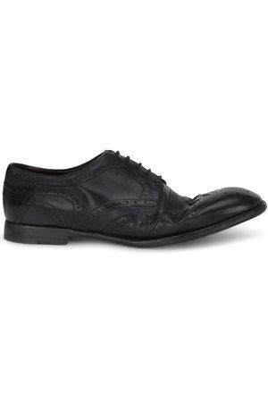 Dolce & Gabbana Herren Halbschuhe - Dented style derby shoes