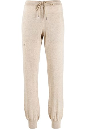 Barrie Cashmere track pants