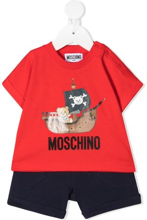 Moschino Outfit Sets - Pirate Teddy Bear short set