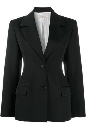 Nina Ricci Fitted single-breasted blazer