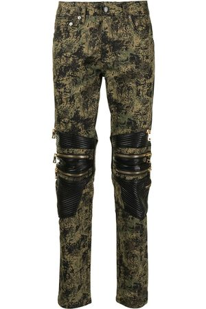 God's Masterful Children Forestale Biker jeans