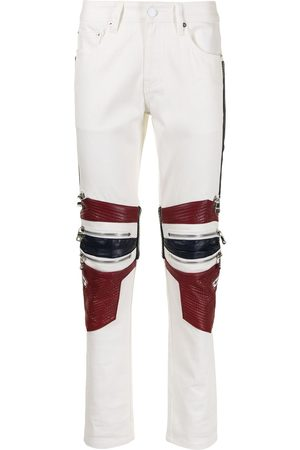 God's Masterful Children Moto Biker jeans