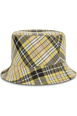 Burberry Vintage-Check reversible bucket hat