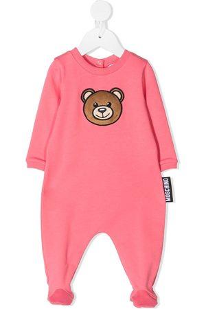 Moschino Teddy sweatshirt babygrow