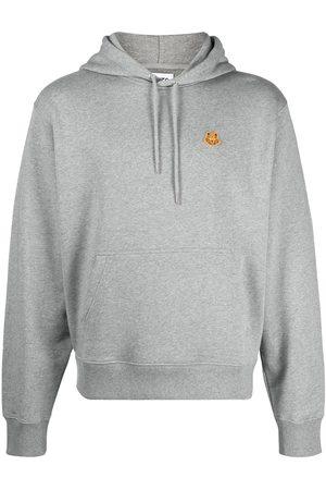 Kenzo Herren Sweatshirts - Tiger Crest cotton hoodie