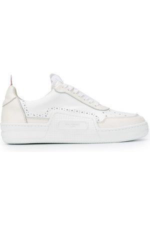 Thom Browne Herren Sneakers - Basketball low-top sneakers
