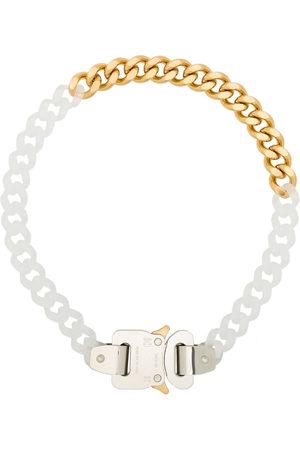 1017 ALYX 9SM Herren Halsketten - Two-tone chain-link necklace