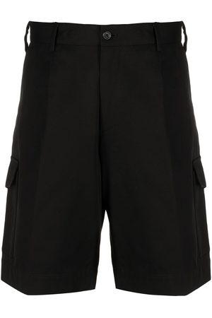 Dolce & Gabbana High-rise cotton cargo shorts