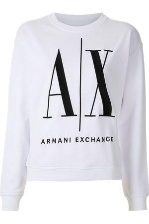 Armani Logo-print sweatshirt