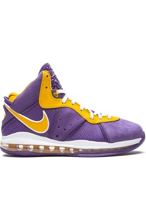 "Nike Lebron 8 ""Lakers"" sneakers"