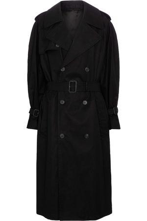 WARDROBE.NYC Release 04 Mantel aus Baumwolle