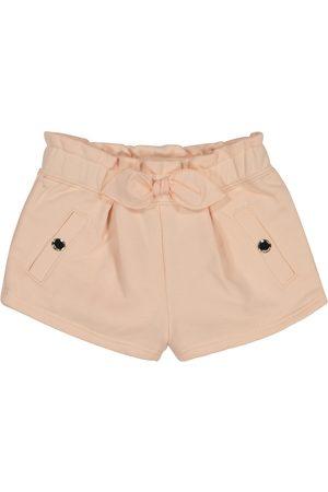 Chloé Baby Shorts aus einem Baumwollgemisch