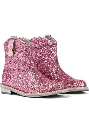 MONNALISA Stiefel mit Glitter