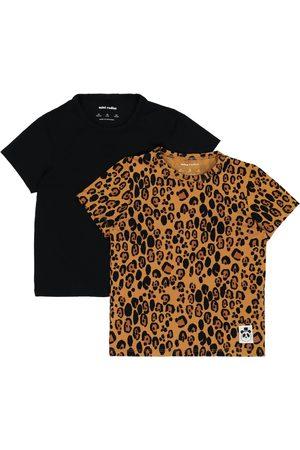 Mini Rodini Set aus zwei T-Shirts