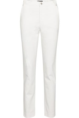 A.P.C. High-Rise Slim Jeans Chic