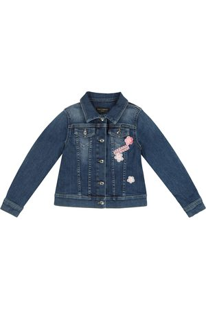 Dolce & Gabbana Verzierte Jeansjacke