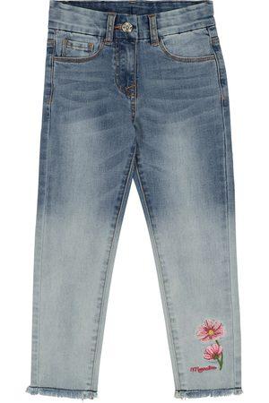 MONNALISA Bestickte Jeans