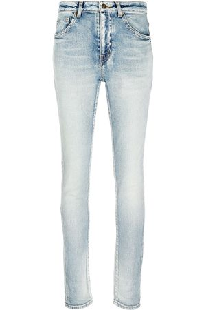 Saint Laurent Skinny fit low rise jeans