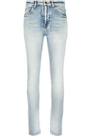Saint Laurent Skinny fit low rise jeans
