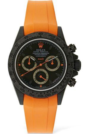 """MAD Paris 40mm Uhr """"rolex Co-lab Daytona Carbon"""""""
