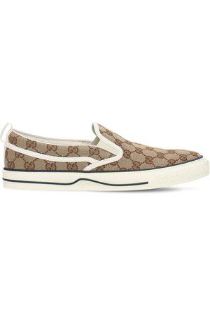 """Gucci Herren Sneakers - Slip-on-sneakers """"men's Tennis 1977"""""""