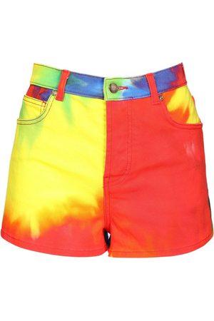 ALEXANDRE VAUTHIER Shorts Aus Baumwolldenim