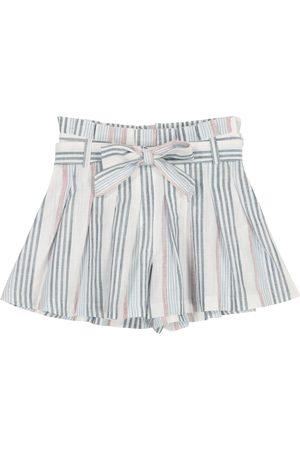 Tartine Et Chocolat Mädchen Shorts - Gestreifte Shorts aus Baumwolle