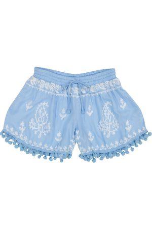 Melissa Odabash Baby Bestickte Shorts Sienna