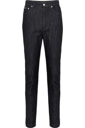 Dolce & Gabbana Damen High Waisted - High-Rise Skinny Jeans