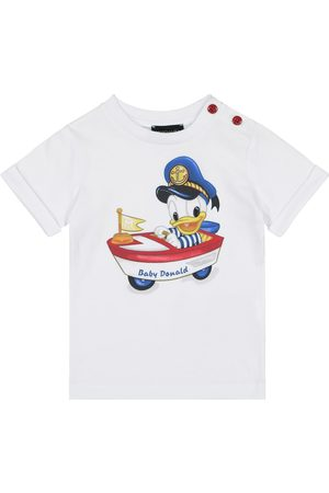 Monnalisa Shirts - X Disney® Baby T-Shirt aus Baumwolle