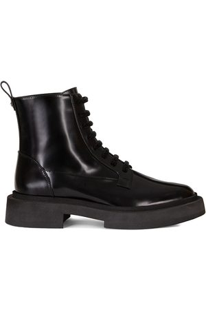 Giuseppe Zanotti Herren Stiefel - Lace-up combat boots