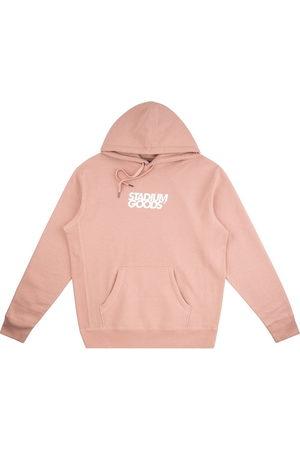 "Stadium Goods Stacked-logo hoodie ""Rose """