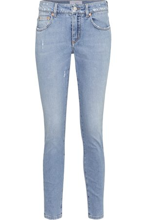 Givenchy Damen High Waisted - High-Rise Skinny Jeans