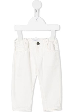 Emporio Armani Baby Jeans - Elasticated waistband straight jeans