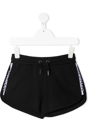 Givenchy Mädchen Shorts - Logo drawstring shorts