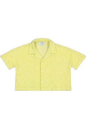 Paade Mode Hemd aus Baumwoll-Frottee