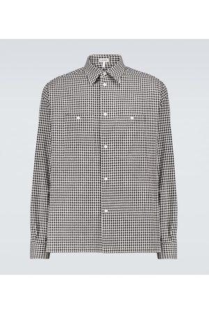 Loewe Herren Freizeit - Kariertes Hemd aus Baumwolle