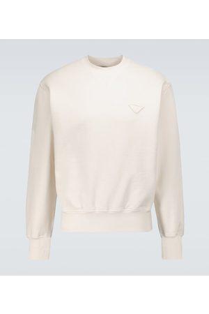 Prada Herren Sweatshirts - Sweatshirt aus Baumwolle