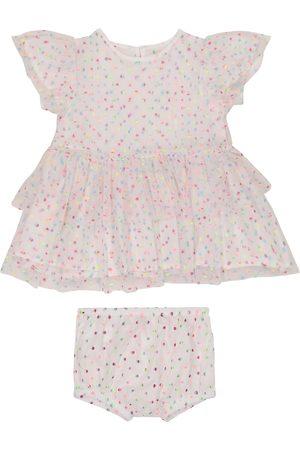 Stella McCartney Baby Set aus Kleid und Höschen